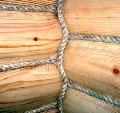 Бечевка Волховская Стили декора из дерева