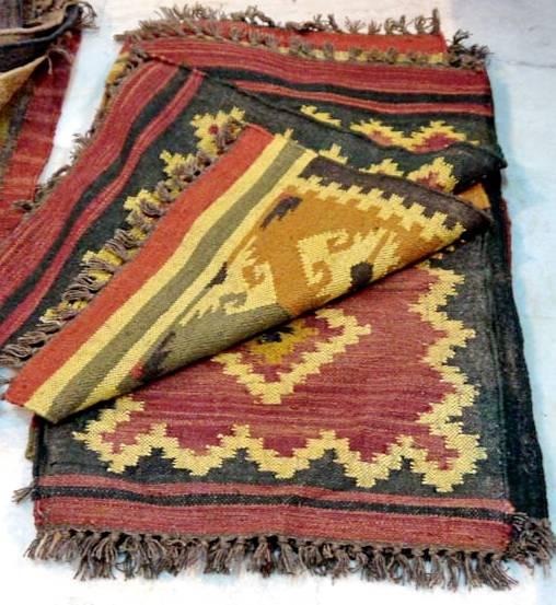 джутовые ковры ручной работы