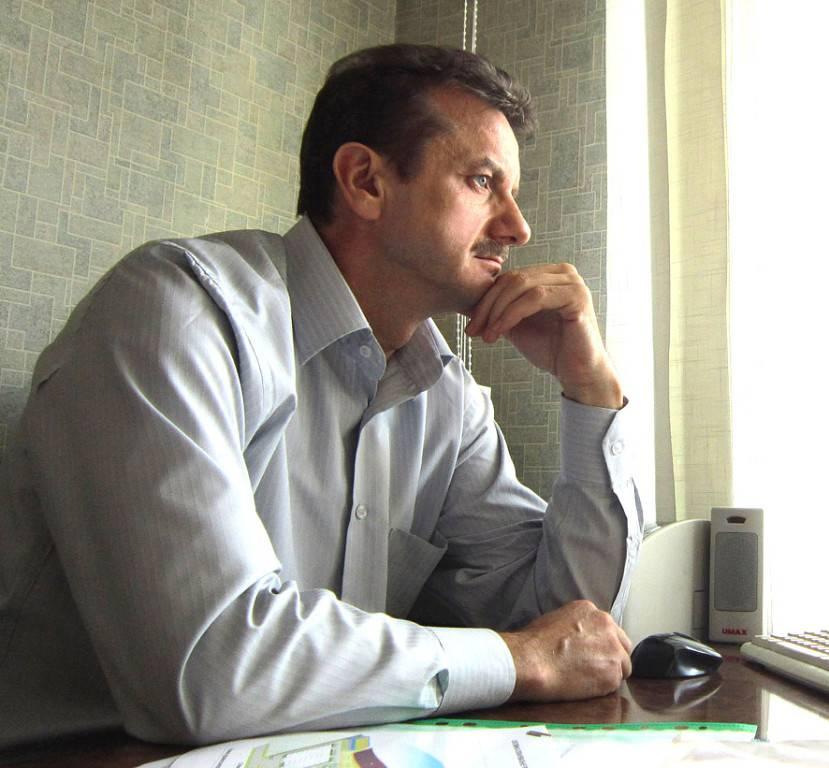 ВЛАДИМИР МЕДВЕДЕВ, архитектор, ГАП,  заместитель начальника по градостроительству и архитектуре админимстрации Донецкой областной администрации