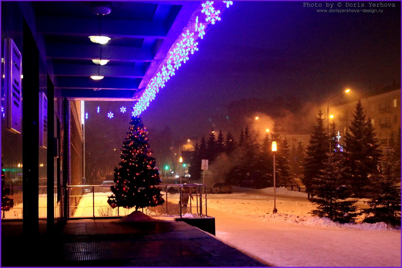 IMG_9962-1,Вход в главный корпус  СибГИУ, Новокузнецк. Фото - © Дорис Ершова