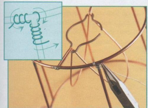 Как сделать гильзу из проволоки